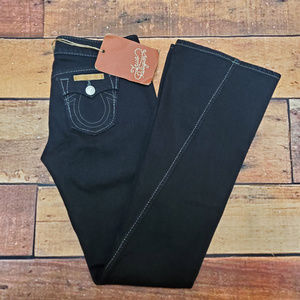 NWT True Religion Flare Leg Jeans Size 27 | Flaps